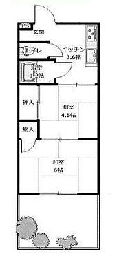 マンション(建物一部)-神戸市東灘区北青木3丁目 間取り