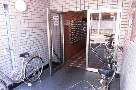 マンション(建物一部)-神戸市東灘区深江本町1丁目 綺麗なエントランス。