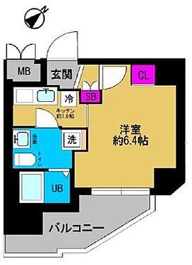 マンション(建物一部)-大阪市浪速区日本橋4丁目 間取り