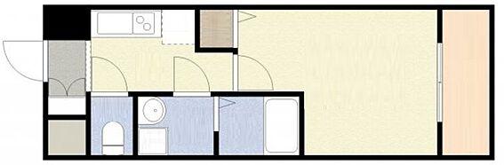 マンション(建物一部)-大阪市港区南市岡3丁目 セパレートの1K