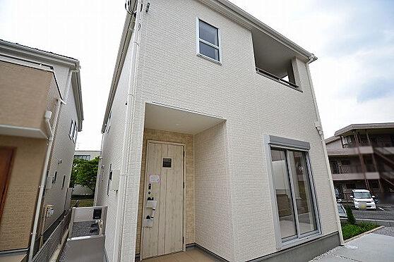 新築一戸建て-昭島市緑町4丁目 玄関