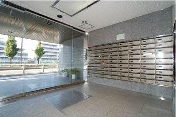 マンション(建物一部)-横浜市保土ケ谷区西久保町 エントランス
