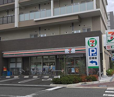 中古マンション-大阪市東成区玉津1丁目 セブンイレブン大阪中道4丁目店約400mです