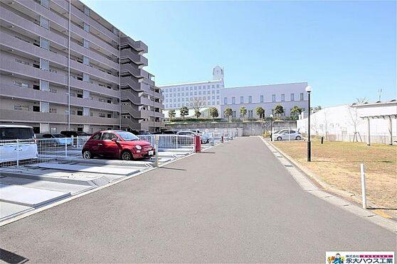 中古マンション-仙台市青葉区中山4丁目 駐車場