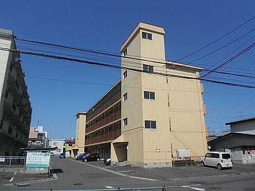 アパート-函館市富岡町2丁目 外観