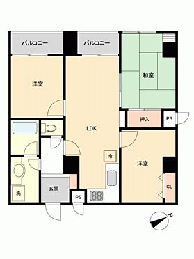 マンション(建物一部)-横浜市保土ケ谷区保土ケ谷町3丁目 間取り