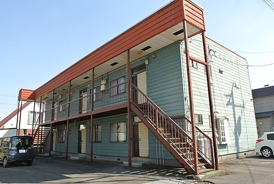アパート-砂川市東四条南5丁目 外観