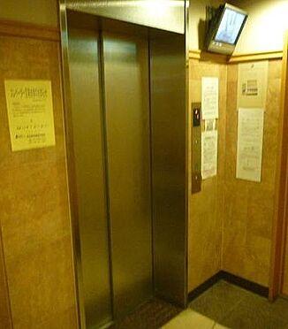 マンション(建物一部)-神戸市中央区古湊通1丁目 防犯カメラ搭載のエレベーター