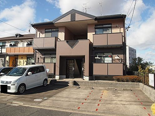アパート-名古屋市中川区江松5丁目 外観