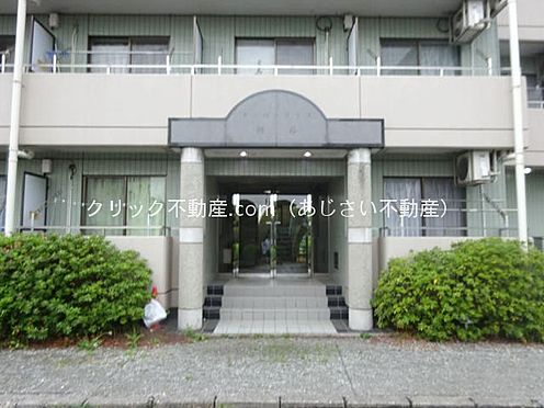 マンション(建物全部)-熊谷市銀座3丁目 玄関