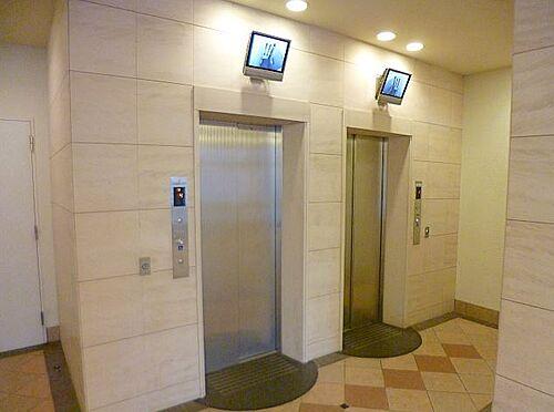 マンション(建物一部)-大阪市淀川区宮原4丁目 エレベーターは2基あり、忙しい時間帯も安心