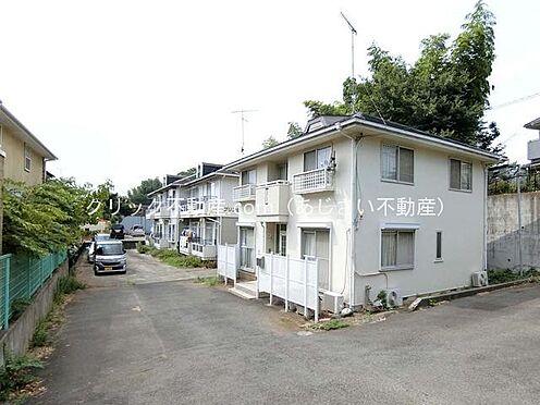 アパート-横浜市港北区高田町 外観