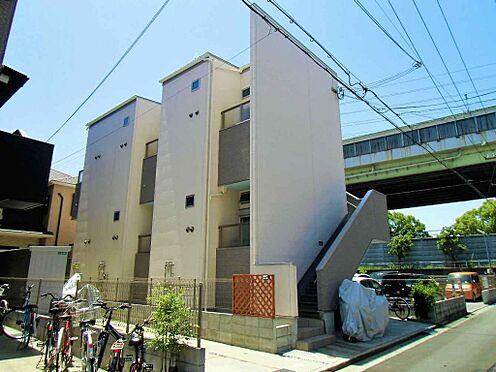 アパート-堺市堺区出島浜通 外観