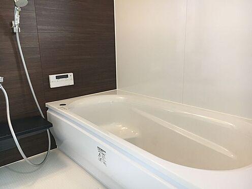 新築一戸建て-みよし市東蜂ヶ池 雨が続いても安心の浴室乾燥機完備。小さなお子様や、外での部活動を始めたお子様がいるとうれしい設備ですね。(こちらは施工事例です。)
