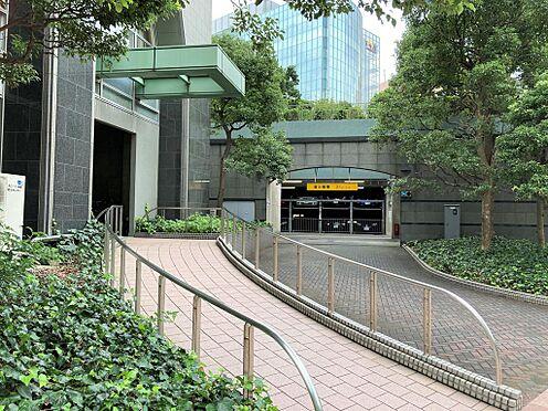 マンション(建物一部)-横浜市神奈川区栄町 駐車場