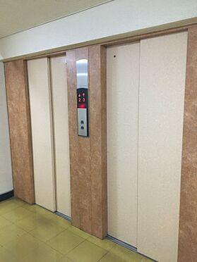 マンション(建物一部)-横浜市中区山下町 エレベーター2基完備