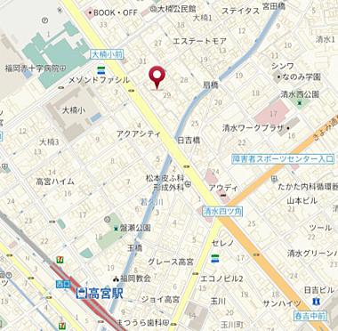 マンション(建物一部)-福岡市南区大楠1丁目 その他
