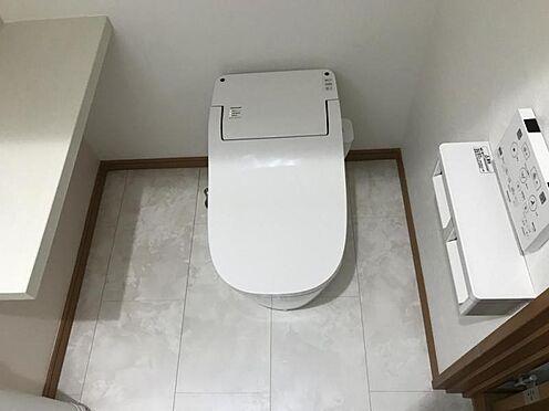 中古一戸建て-名古屋市緑区鳴海町字相原町 トイレ