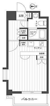 マンション(建物一部)-江東区大島7丁目 間取り