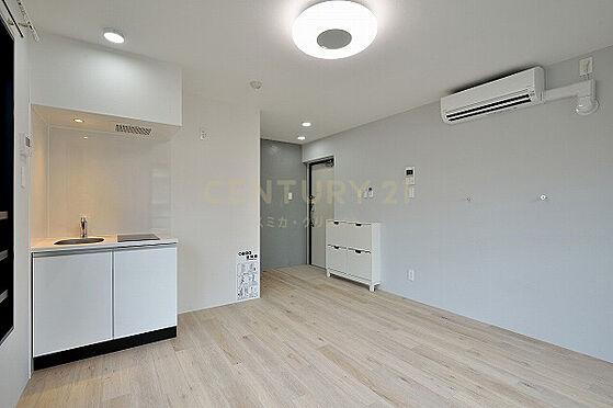 マンション(建物全部)-大田区大森北5丁目 室内の様子(402号室)