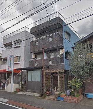 マンション(建物全部)-川崎市中原区上平間 外観