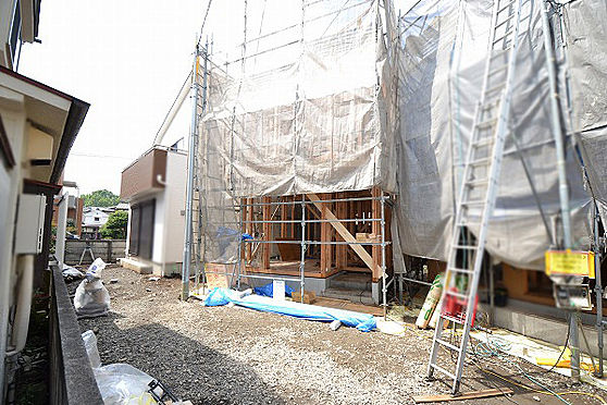 新築一戸建て-昭島市緑町1丁目 外観