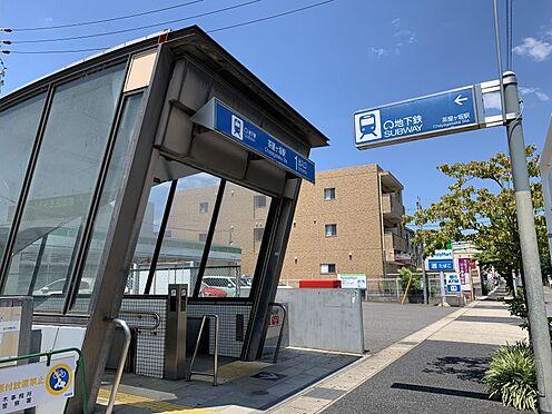 戸建賃貸-名古屋市千種区南ケ丘1丁目 地下鉄名城線「茶屋ヶ坂」駅 800m 徒歩約10分駅地上にはバスターミナルがあり、名古屋市営バスの路線バスが運行している。