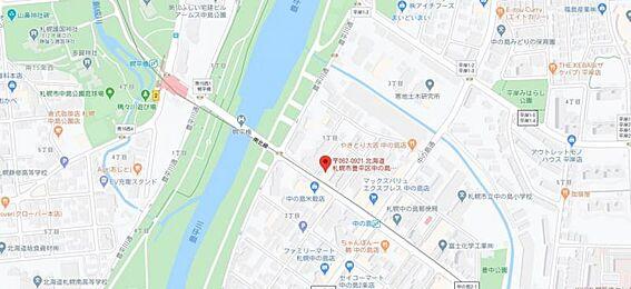マンション(建物一部)-札幌市豊平区中の島一条1丁目 その他