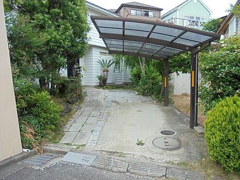 中古一戸建て-町田市金井町 駐車場