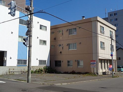 アパート-小樽市花園4丁目 外観