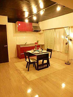 マンション(建物一部)-大阪市中央区谷町2丁目 キッチン