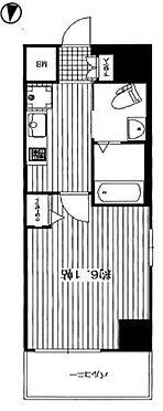 マンション(建物一部)-川崎市川崎区藤崎1丁目 フェルクルールプレスト川崎・投資用不動産