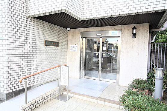マンション(建物全部)-世田谷区上野毛4丁目 エントランスはオートロック