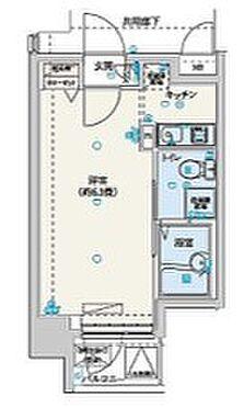 マンション(建物一部)-横浜市鶴見区鶴見中央4丁目 キッチン