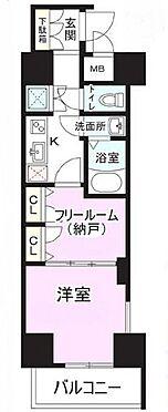 マンション(建物一部)-大阪市北区太融寺町 フリールーム(納戸)があり便利。3点セパレートで清潔感もあります。