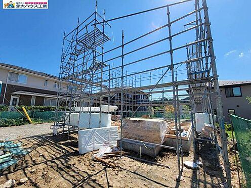 戸建賃貸-仙台市青葉区錦ケ丘5丁目 工法・基礎構造
