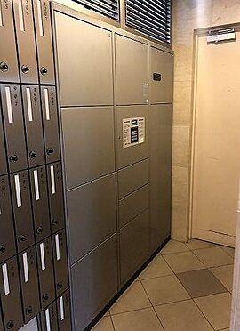 マンション(建物一部)-大阪市北区本庄西2丁目 便利な宅配ボックス