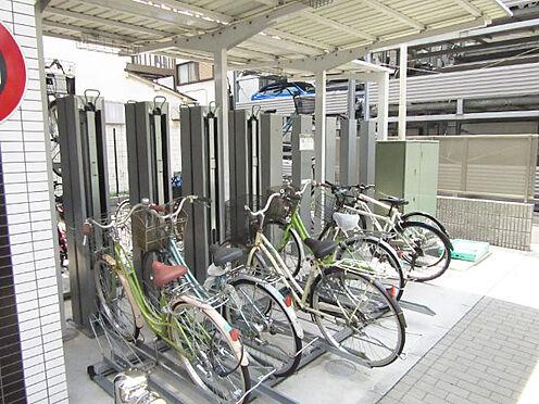 マンション(建物一部)-板橋区大和町 駐輪場