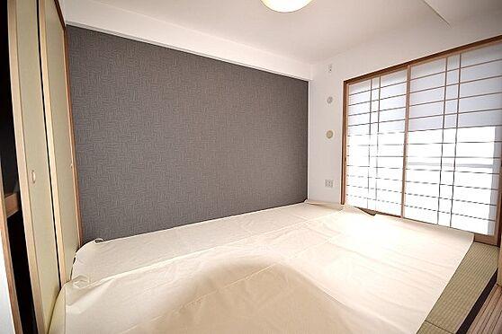 中古マンション-八王子市北野町 寝室