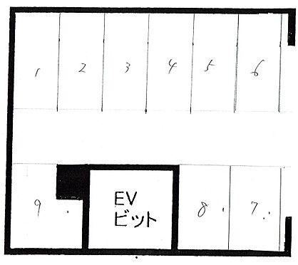マンション(建物一部)-練馬区貫井4丁目 間取り