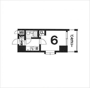マンション(建物一部)-京都市下京区寺町通五条上る西橋詰町 間取り