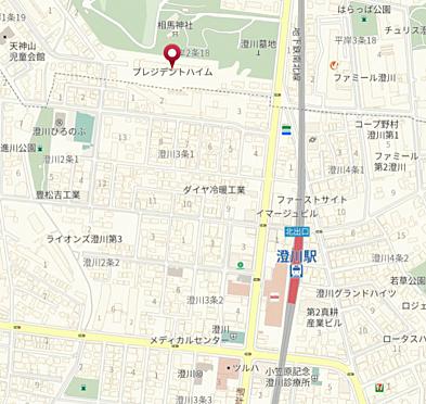 区分マンション-札幌市豊平区平岸2丁目 その他