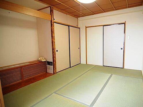 中古マンション-熱海市上多賀 需要がある東向きの和室タイプのお部屋になります。