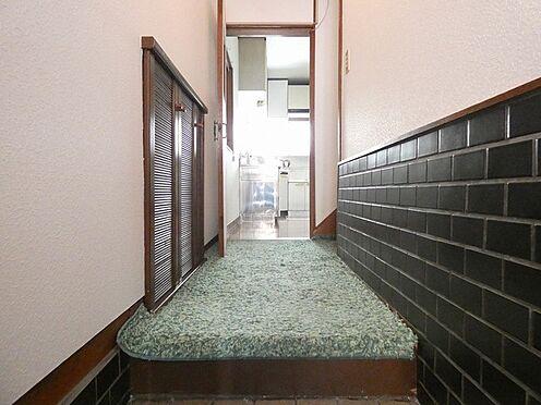 中古一戸建て-大阪市平野区長吉六反3丁目 玄関