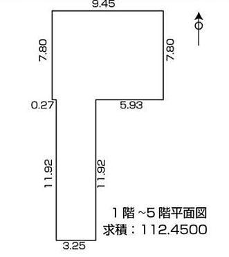 収益ビル-墨田区両国3丁目 間取り
