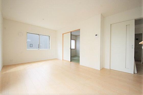 新築一戸建て-仙台市太白区八本松1丁目 居間