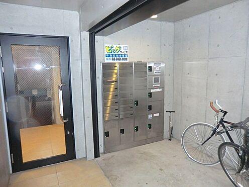 マンション(建物全部)-板橋区常盤台1丁目 エントランス