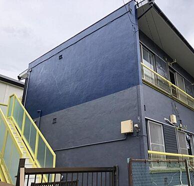 アパート-横浜市西区境之谷 外観