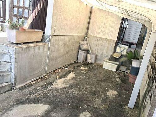 中古一戸建て-神戸市垂水区青山台4丁目 駐車場