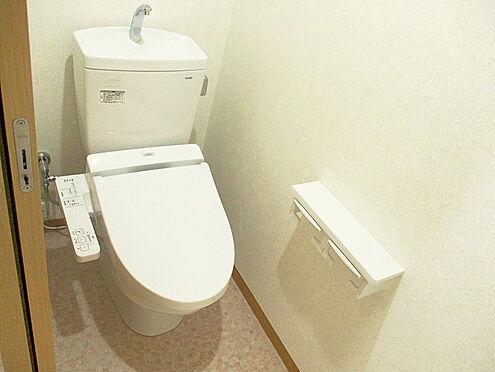中古マンション-大阪市中央区平野町1丁目 トイレもきれいです